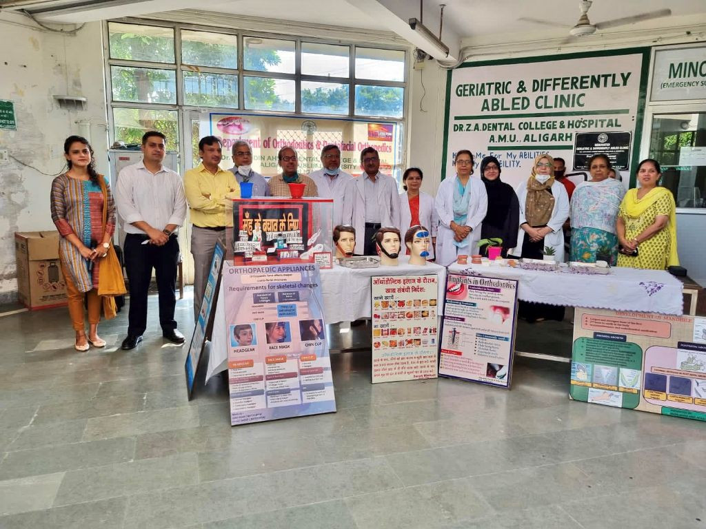 Indian Orthodontics Day Observed
