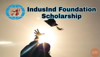 IndusInd Foundation Scholarship 2019