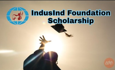 IndusInd Foundation Scholarship 2019