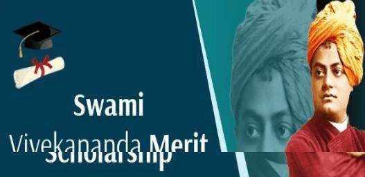 Swami Vivekananda Merit Cum Means Scholarship Scheme 2019