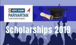 HDFC Educational Crisis Scholarship Support (ECSS) 2019, Application, Dates
