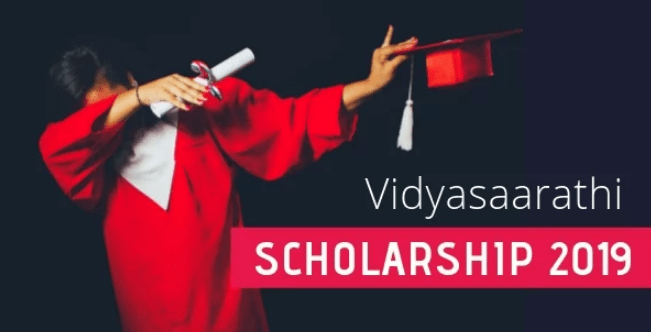Vidyasaarathi Clearcorp Scholarship 2019 for Students of Classes 7 to 10
