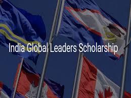India Global Leaders Scholarship 2019-20