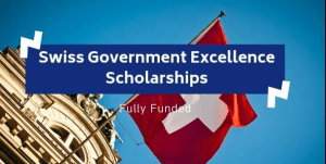Swiss Government Excellence Scholarships 2020-21