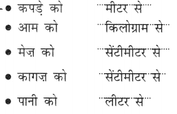 NCERT Solutions for Hindi: Chapter 7-मेरी किताब प्रश्न 4