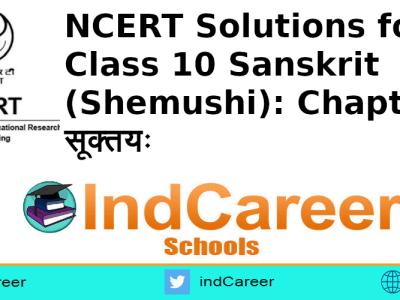 NCERT Solutions for Class 10 Sanskrit (Shemushi): Chapter 9-सूक्तयः