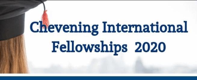 Chevening International Fellowships 2020 Notification Released
