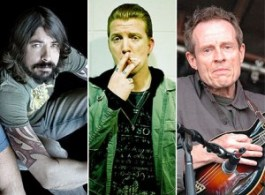 Them Crooked Vultures eerste single New Fang went snel