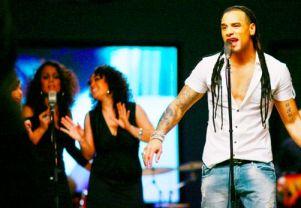 Nieuw Nederlands soultalent Brown Hill op Uitmarkt 2010 en RTVNH