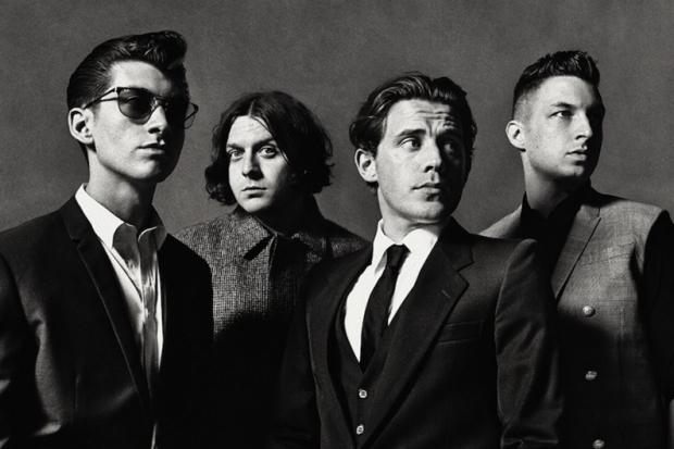 Nieuw album Arctic Monkeys: nummer vijf heet AM