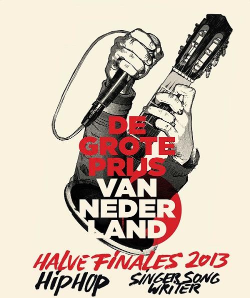 Halve finales Grote Prijs van Nederland 2013