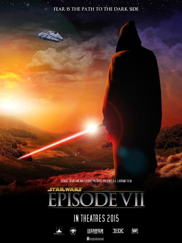 Star Wars Episode VII (first part of the new trilogy)