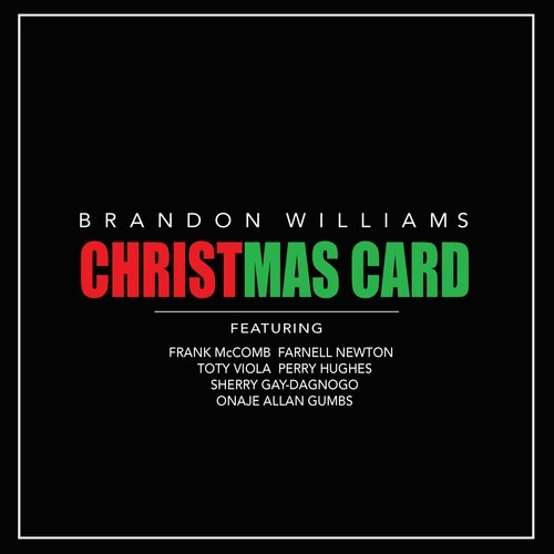 Brandon Williams-Christmas Card