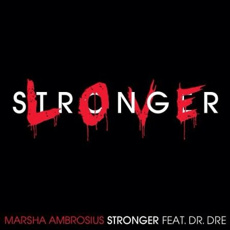 Marsha Ambrosius & Dr. Dre-Stronger