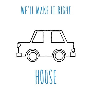 Recensie We'll Make It Right-House