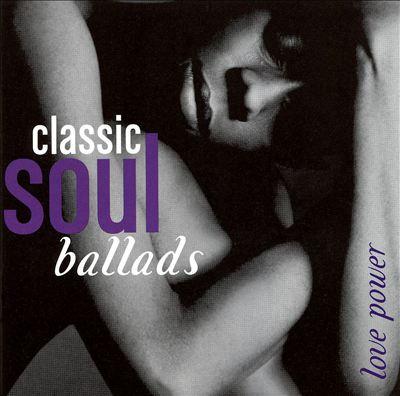 Soft Soul Ballads Spotify Playlist