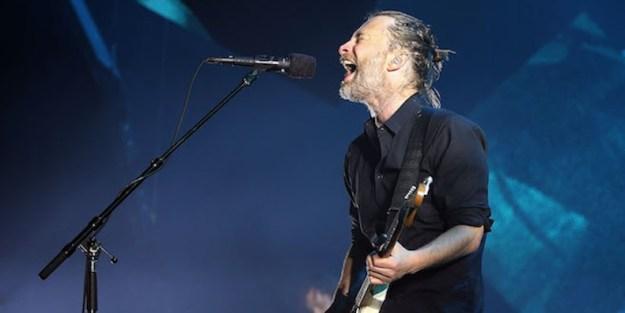 Radiohead nieuw album in 2016