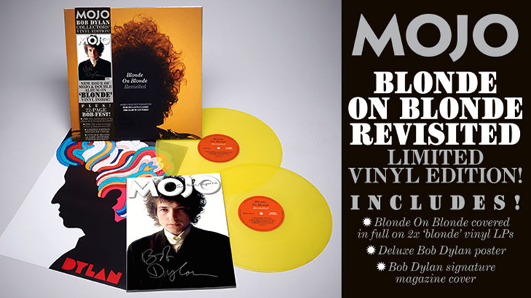 Bob Dylan-Blonde On Blonde Revisited Tribute Album MOJO Vinyl