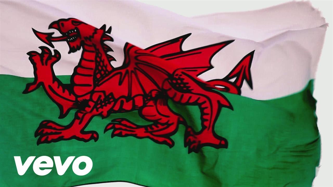 Met een anthem van Manic Street Preachers moet Wales wel Europees kampioen worden