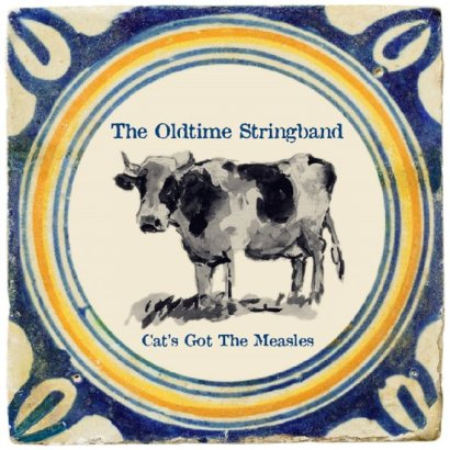 Recensie The Oldtime Stringband-Cat's Got The Measles