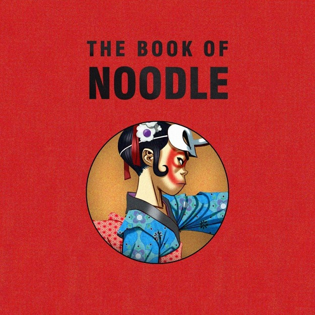 Gorillaz: Book of Noodle