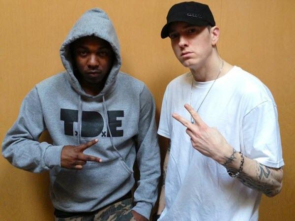 Eminem Big Sean No Favors