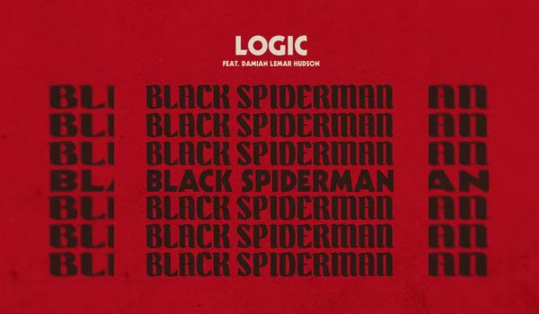 Logic-Black Spiderman