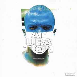 Brockhampton-The Saturation Trilogy