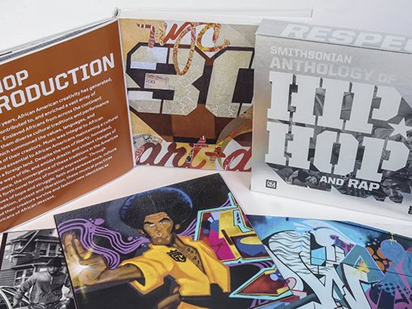The Anthology of Hip-Hop and Rap-Smitsonian-Folkways