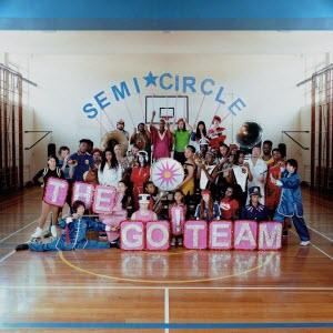 Recensie The Go! Team-SEMICIRCLE