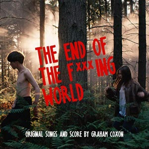 Graham Coxon-The End Of The Fucking World Artwork