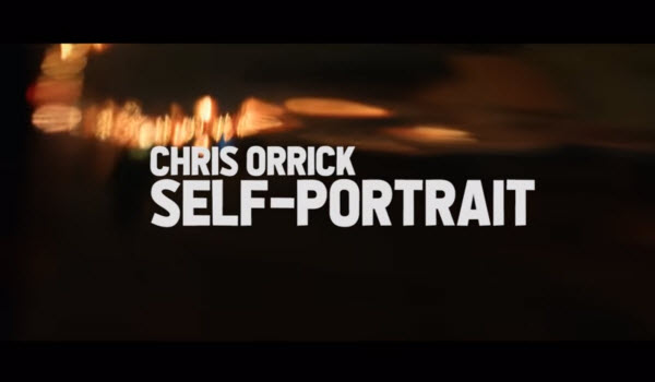 Chris Orrick Self-Portrait
