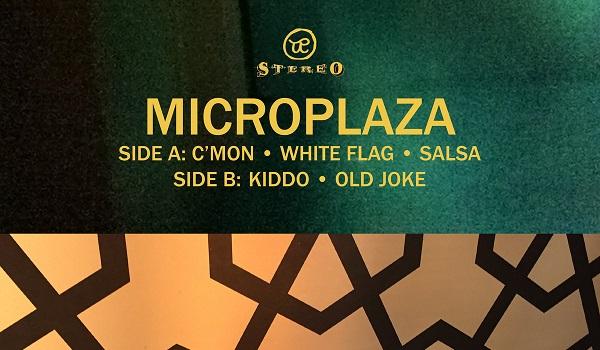 Microplaza debut EP