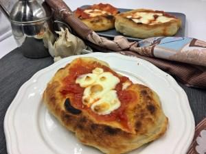 Pizza Montanara fritta e al forno
