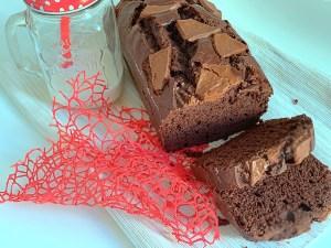 Plumcake al cioccolato veloce Bimby