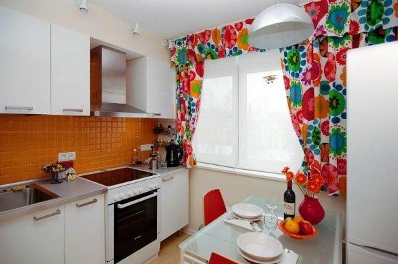 kitchen curtain trends modern ideas