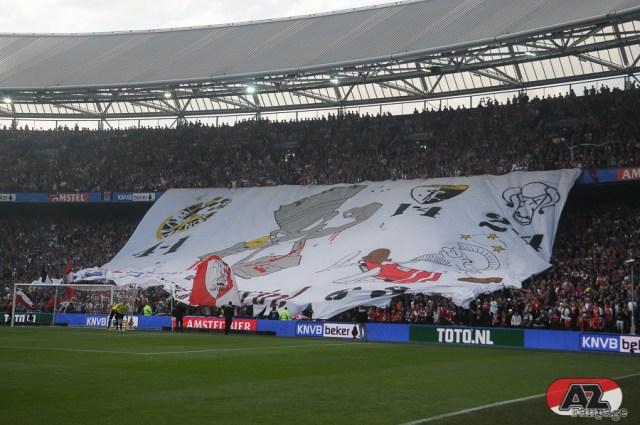 Op 9 mei 2013 won AZ de KNVB beker door PSV met 2-1 te verslaan.