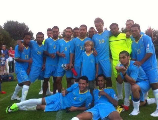 tuvalu football