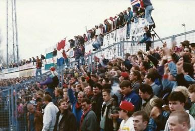 1992: Cambuur-Feyenoord