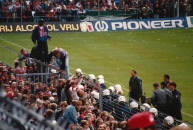 1993: FC Groningen-Feyenoord