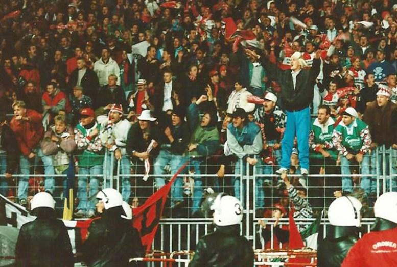 1994: Werder Bremen-Feyenoord