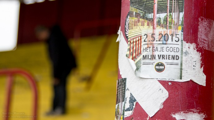 Staantribune KV Mechelen