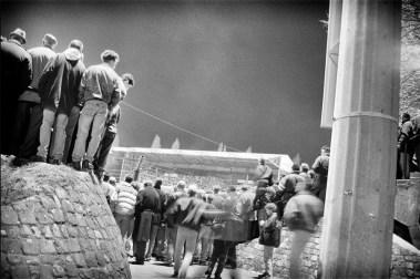 De avondwedstrijden van NAC veranderden in de jaren '70 en jaren '90 tot een begrip in Nederland en daarbuiten