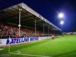 Even terug naar 2004: KV Mechelen speelde 3e klasse en het stadion zag er toen zo uit