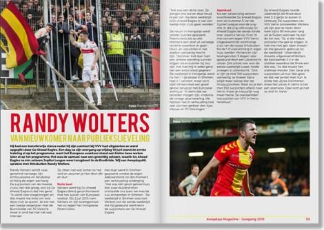 Online magazine Awaydays NL