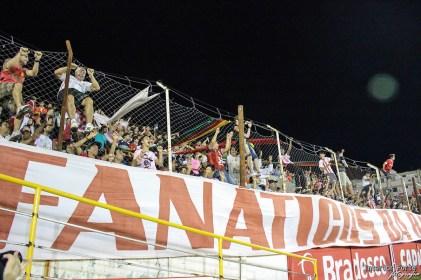 Torcida do Inter SM (Estádio Presidente Vargas, Sante Maria)