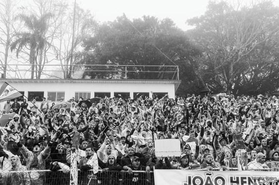 Torcida do União Frederiquense (Estádio Vermelhão da Colina, Frederico Westphalen)