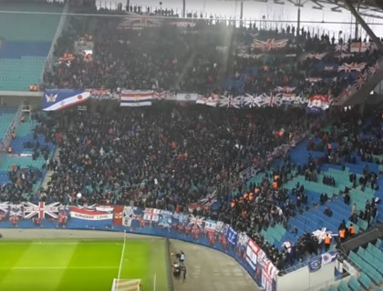 Rangers in Leipzig