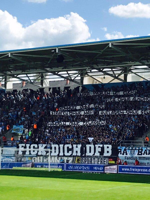 Chemnitzer Bron: Twitter/@Mozzole
