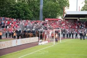 In de Hekken - Niederrhein Pokalfinale Rot-Weiss Oberhausen v Rot-Weiss Essen